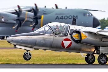 1140 - Austria - Air Force SAAB 105 OE