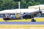 "G-AWIJ - Royal Air Force ""Battle of Britain Memorial Flight&quot Supermarine Spitfire Mk.IIa aircraft"