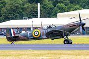 "G-AWIJ - Royal Air Force ""Battle of Britain Memorial Flight"" Supermarine Spitfire Mk.IIa aircraft"