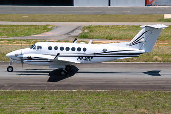 PR-MRF -  Beechcraft 100 King Air