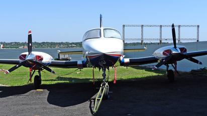 ZP-BOT - Private Cessna 414