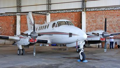 ZP-BMR - Private Beechcraft 200 King Air