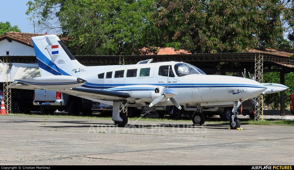 Private ZP-BEE aircraft at Asuncion - Silvio Pettirossi Intl