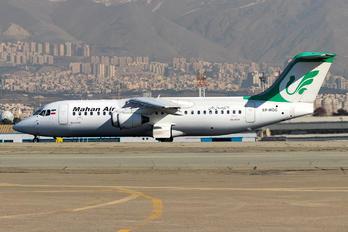 EP-MOC - Mahan Air British Aerospace BAe 146-300/Avro RJ100