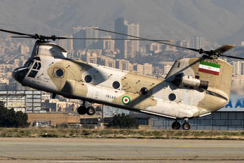 5-9304 - Iran - Islamic Republic Air Force Boeing CH-47C Chinook