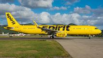 N670NK - Spirit Airlines Airbus A321 aircraft