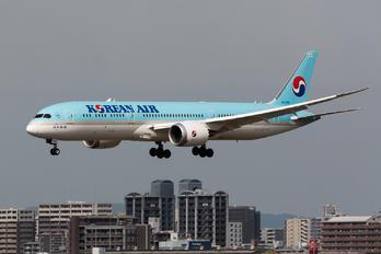 HL7208 - Korean Air Boeing 787-9 Dreamliner