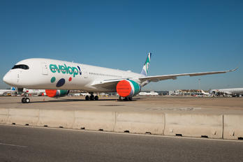 EC-NBO - Evelop Airbus A350-900