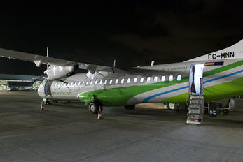EC-MNN - Binter Canarias ATR 72 (all models)