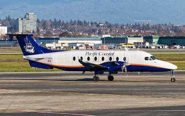 C-GPCL - Pacific Coastal Airlines Beechcraft 1900D Airliner