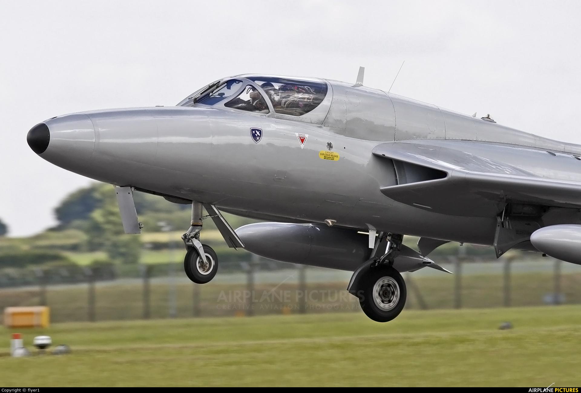 Undisclosed G-XMHD aircraft at Waddington