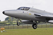 G-XMHD - Undisclosed Hawker Hunter T.7 aircraft