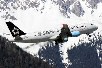 OE-LBX - Austrian Airlines/Arrows/Tyrolean Airbus A320