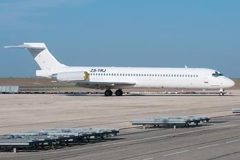 ZS-TRJ - Gryphon Air McDonnell Douglas MD-87