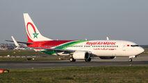 CN-ROU - Royal Air Maroc Boeing 737-800 aircraft