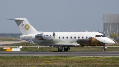 D-ANTR - MHS Aviation Bombardier CL-600-2B16 Challenger 604