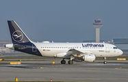 D-AILK - Lufthansa Airbus A319 aircraft