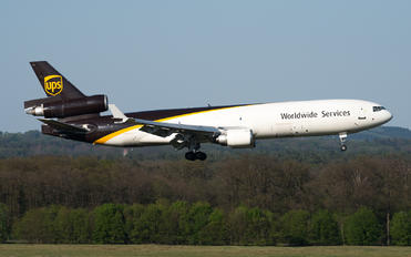 N253UP - UPS - United Parcel Service McDonnell Douglas MD-11F