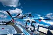 NL6420V - Private North American P-51D Mustang aircraft