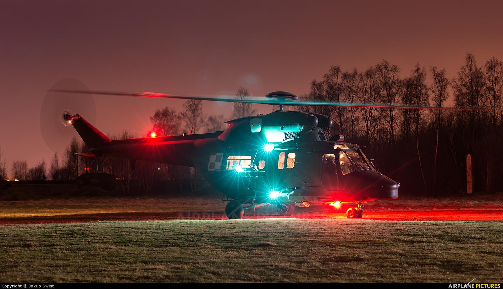 Poland - Air Force 0910 aircraft at Nowy Targ