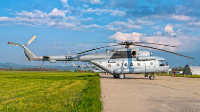 220 - Croatia - Air Force Mil Mi-171