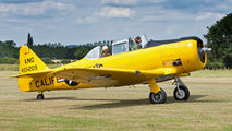 G-DDMV - Aero Legends North American Harvard/Texan (AT-6, 16, SNJ series) aircraft