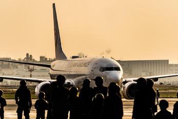 JA331J - JAL - Japan Airlines - Airport Overview - Hangar