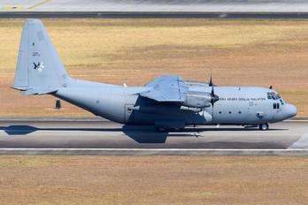 M30-07 - Malaysia - Air Force Lockheed C-130H Hercules