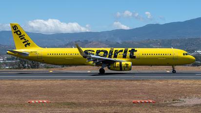 N675NK - Spirit Airlines Airbus A321