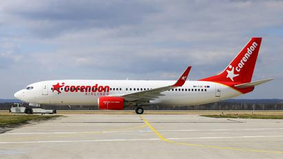 9H-TJC - Corendon Airlines Boeing 737-86X(WL)