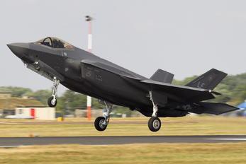 15-5164 - USA - Air Force Lockheed Martin F-35A Lightning II
