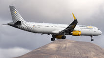 EC-MQL - Vueling Airlines Airbus A321 aircraft