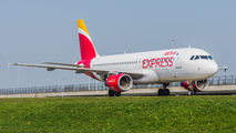 EC-LUD - Iberia Express Airbus A320 aircraft