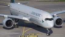 B-LXG - Cathay Pacific Airbus A350-1000 aircraft