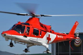 OM-ATA - Air Transport Europe Agusta / Agusta-Bell A 109