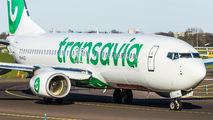 PH-HXO - Transavia Boeing 737-800 aircraft
