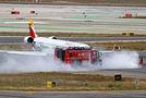 Accident with Iberia Regional CRJ1000 at Madrid Barajas
