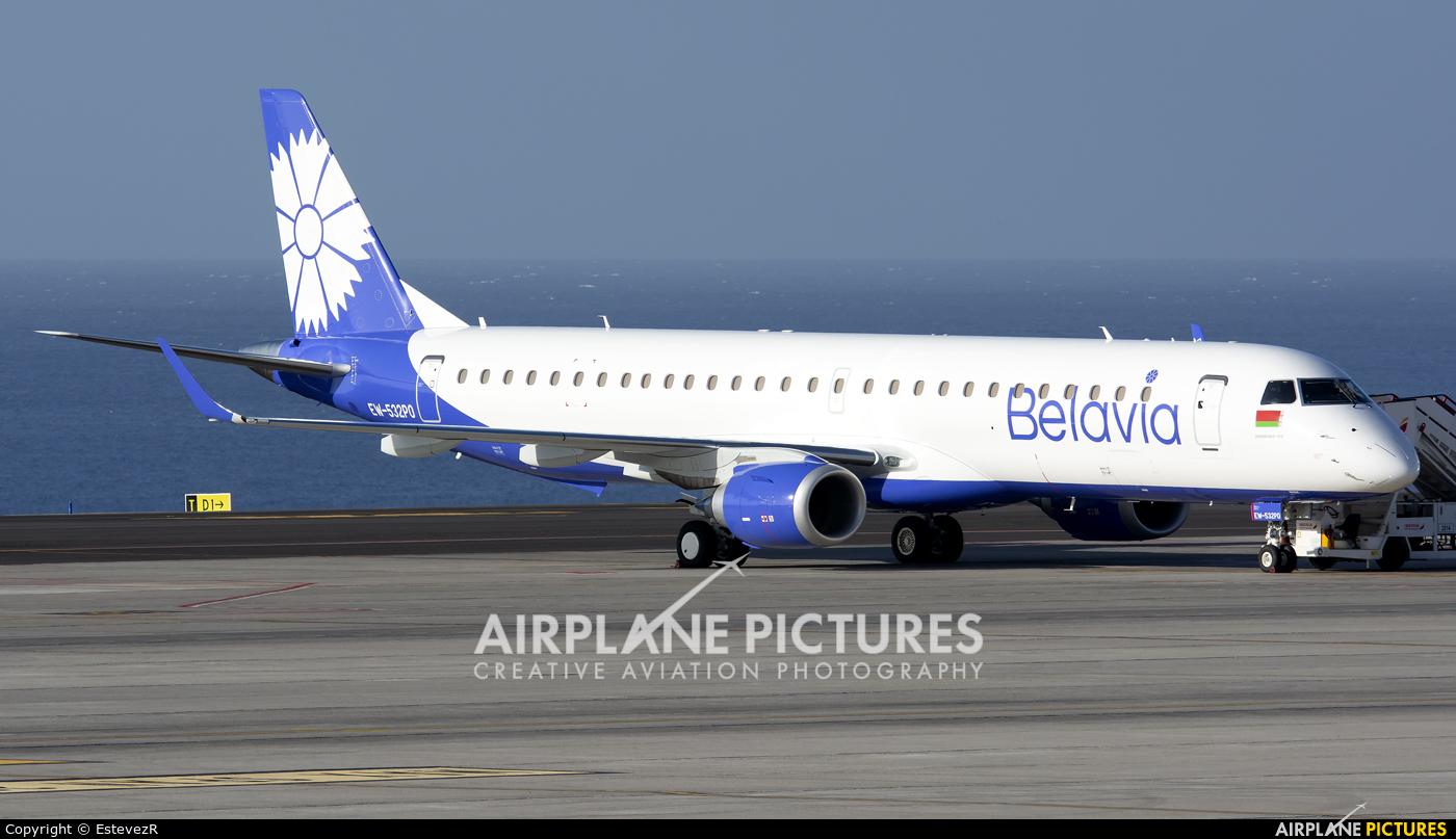 Belavia EW-532PO aircraft at Tenerife Sur - Reina Sofia