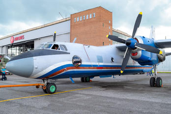 RF-56309 - Russia - Ministry of Internal Affairs Antonov An-26 (all models)