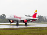 EC-LEA - Iberia Express Airbus A320 aircraft