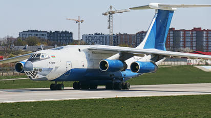 4K-78131 - Azerbaijan - Air Force Ilyushin Il-76 (all models)