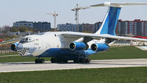 4K-78131 - Azerbaijan - Air Force Ilyushin Il-76 (all models) aircraft