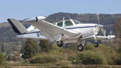 G-ASJL - Private Beechcraft 35 Bonanza V series