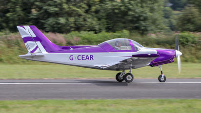 G-CEAR - Private Pioneer 300 Hawk
