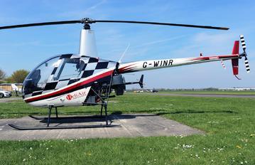 G-WINR - Heli-Air Robinson R22