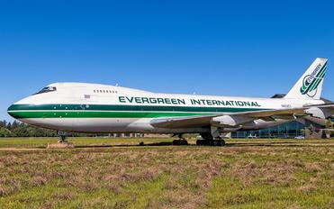 N482EV - Evergreen International Boeing 747-200SF