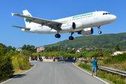 LZ-AOA - Bulgarian Eagle Airbus A319 aircraft