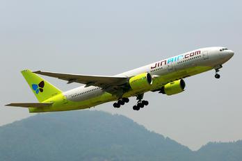HL7750 - Jin Air Boeing 777-200ER