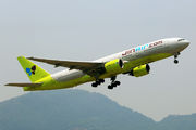 HL7750 - Jin Air Boeing 777-200ER aircraft