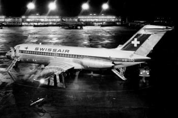 HB-IFC - Swissair Douglas DC-9